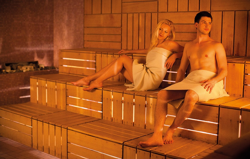 2. Day - Wellness, Spa & Romantic Candlelight Dinner
