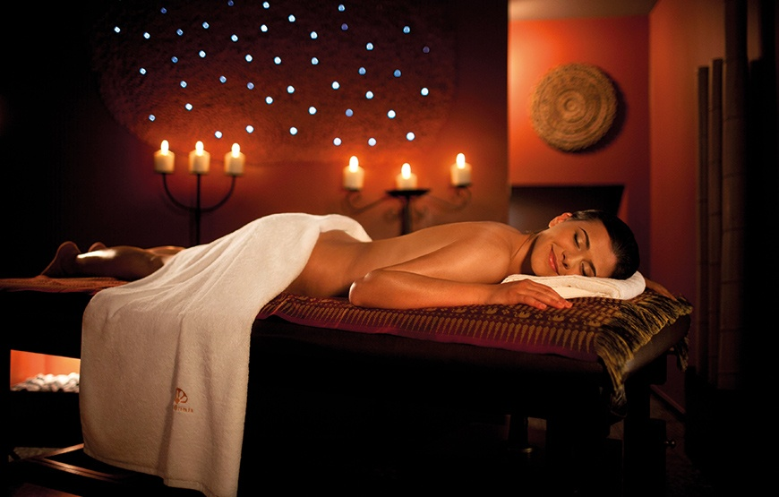 3. Day - Relaxing in the luxuriously wellness centre